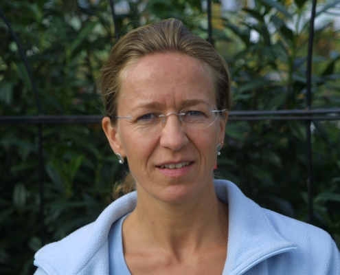 DI Friedgard Engländer, Gartenarchitektin
