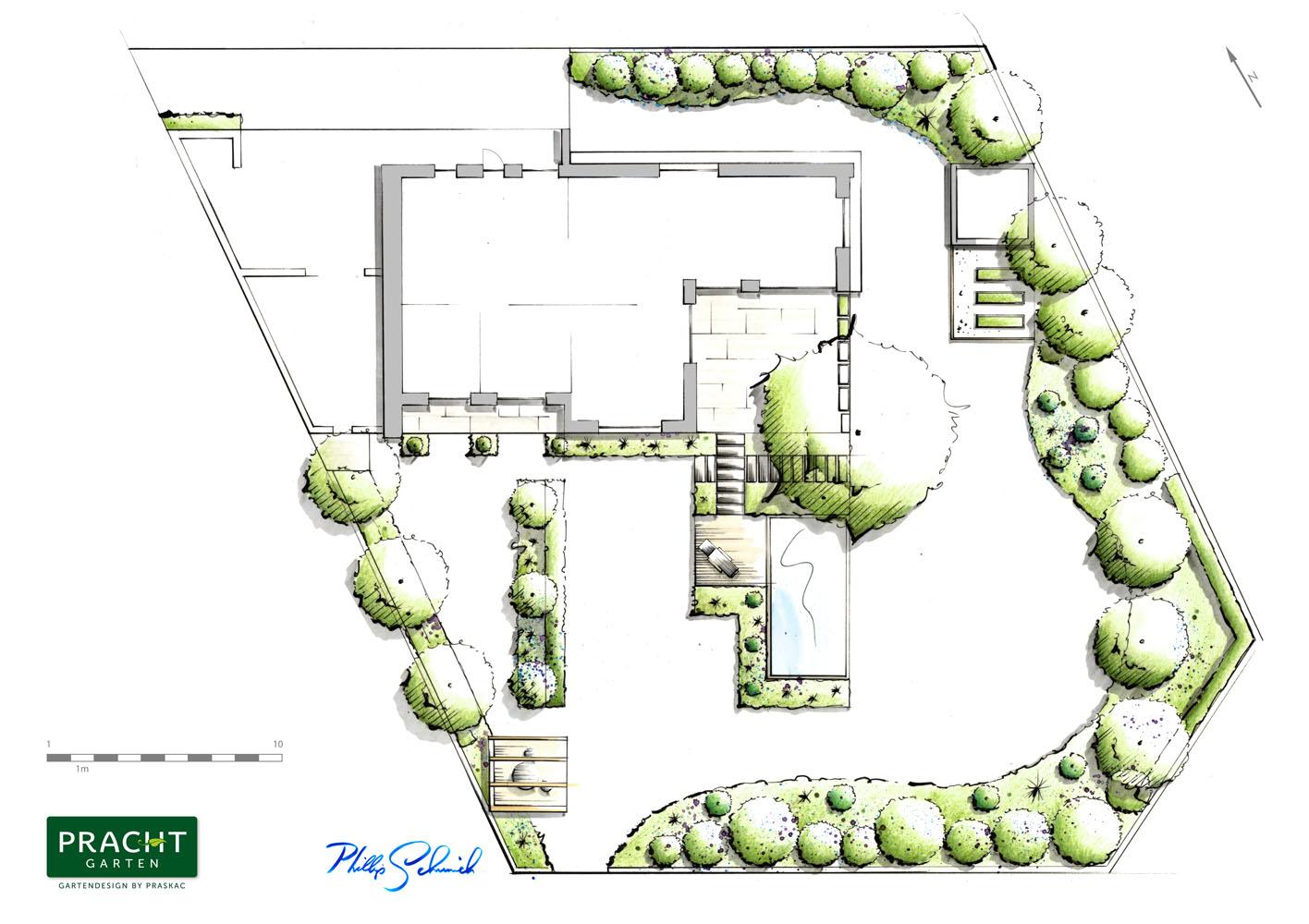 Garten als Naturpark